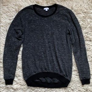 Aritzia Wilfred Heathered Sweater Size S